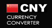 CNY currency converter.